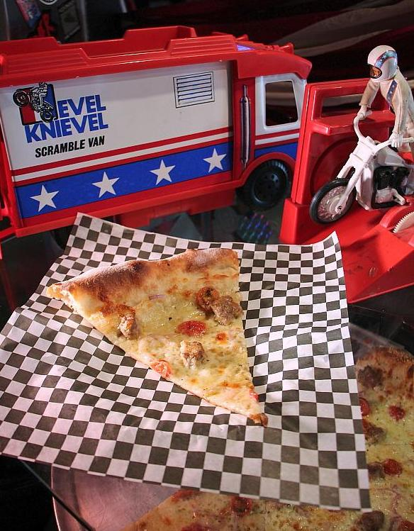 Las Vegas' Evel Pie Joins Pizzerias Around the US to Fight Child Hunger