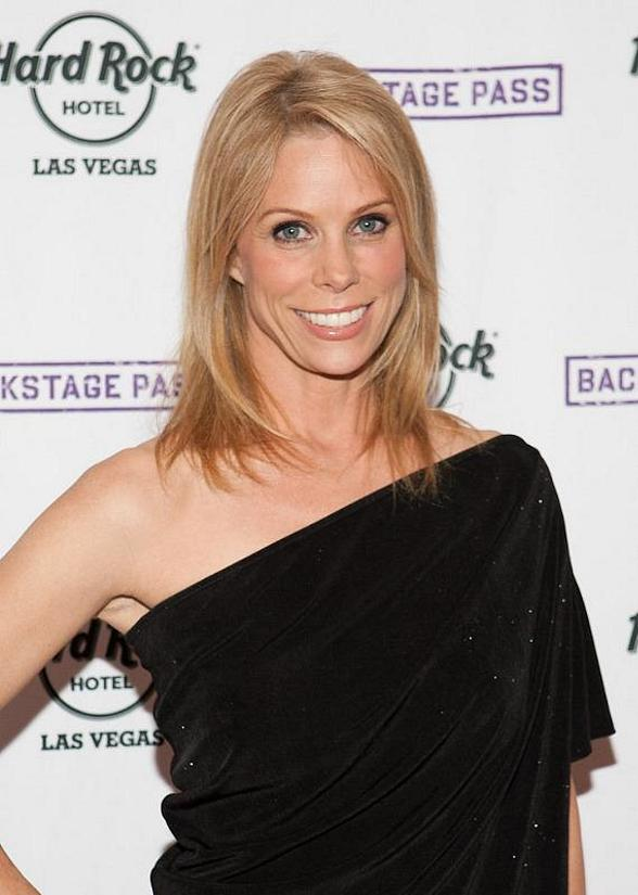 Actress Cheryl Hines Co-hosts Seventh Annual All-In for Cerebral Palsy Celebrity Poker Tournament Dec. 13 at Bally's Las Vegas