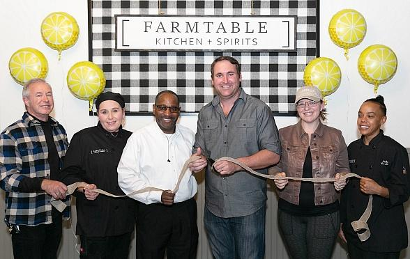 Farmtable Kitchen + Spirits Celebrates with an All-Day Grand Opening at Town Square Las Vegas