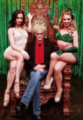 "Murray The Magician Visits ""Absinthe"" at Caesars Palace in Las Vegas"