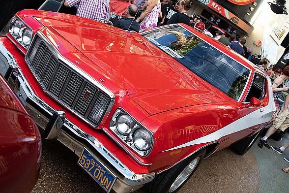 """2019 Las Vegas Car Stars"" Event to Include Movie and TV Stars May 9-11 on Fremont Street"