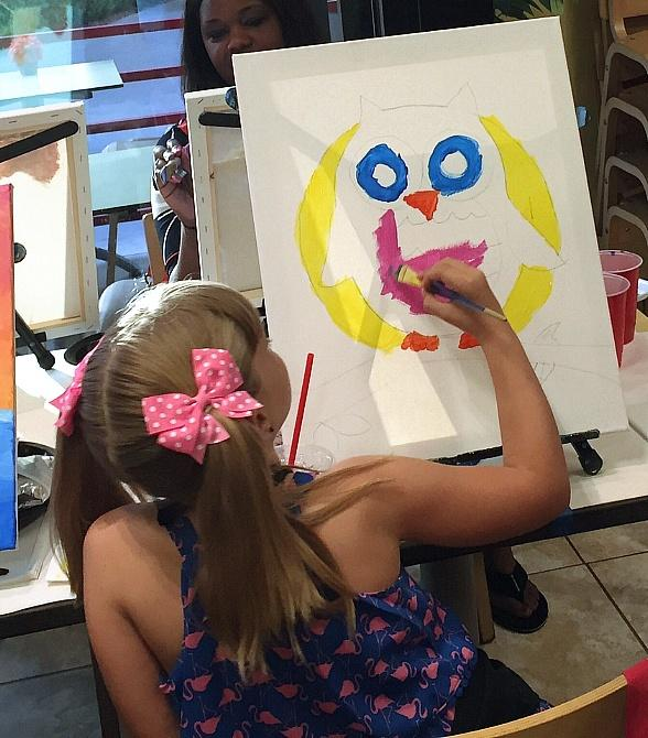 Crazy Pita Town Square to partner with Paint and Party Las Vegas to offer Paint–Drink–Dine event July 14