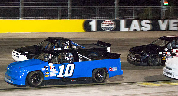 Late Model Truck Series Returning to The Bullring at Las Vegas Motor Speedway
