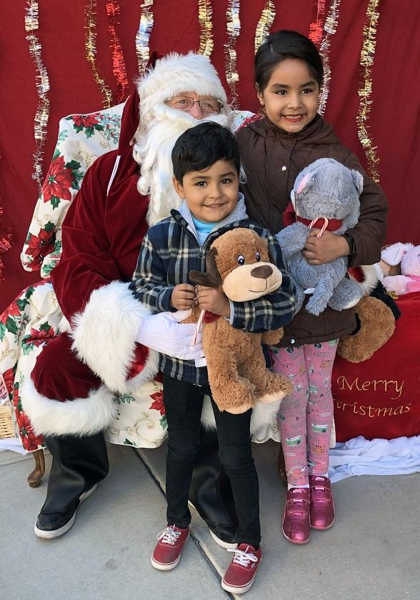 Catholic Charities Annual Christmas Toy Giveaway 2018