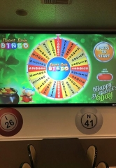 Super Spin Bingo at the Plaza Hotel & Casino