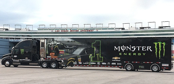 Elite Drivers Ready for One of Most Important Tests in NASCAR History at Las Vegas Motor Speedway