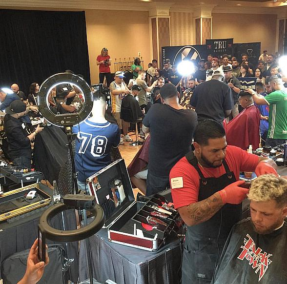 """The Battle of the Barbers is Back with the Return of """"Official Hair Wars"""" Las Vegas on June 16"""