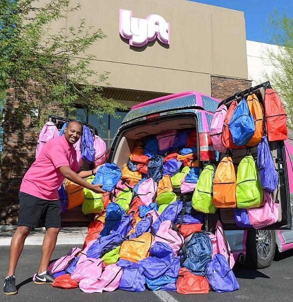 Lyft Partners with Acelero Learning and Divine Light Center for Empowered Living to Provide School Supplies for Young Children Beginning School