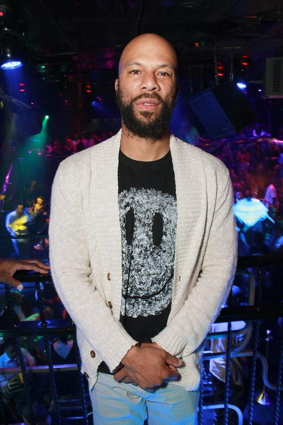 Common at The Bank Nightclub at Bellagio in Las Vegas
