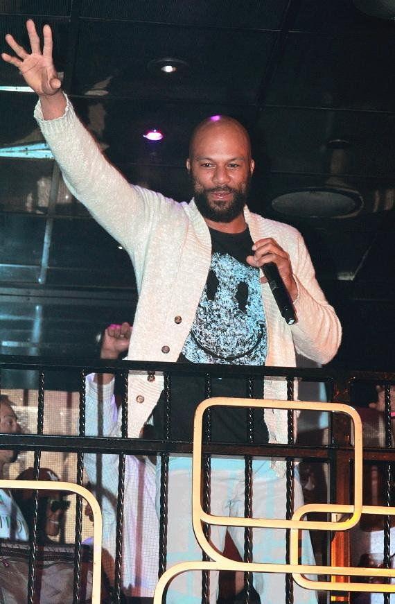 Common performs Live at The Bank Nightclub at Bellagio in Las Vegas