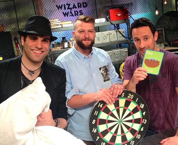 This Week on Wizard Wars: Magicians Canadian Spidey and Chris Ramsay face off against Chris Ballinger and Kay Dyson