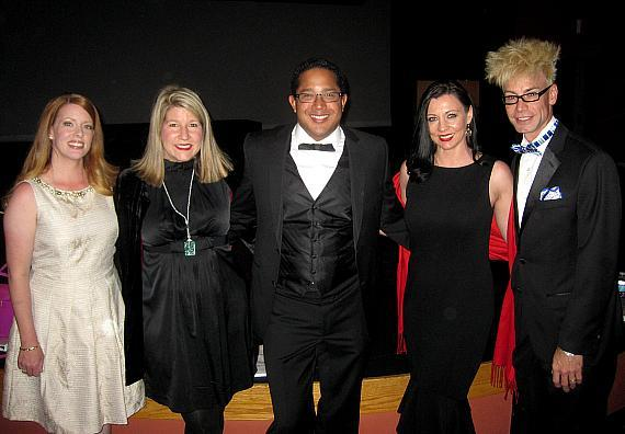 Judges for the event were Amy Buchanan, Beth Schwartz, Dr. Marvin Span,  Jeanette Lee and Murray Sawchuck