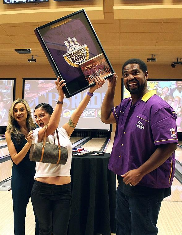 The Ogden Family Foundation Announces 4th Annual Celebrity Bowling Event at Red Rock VIP Suites