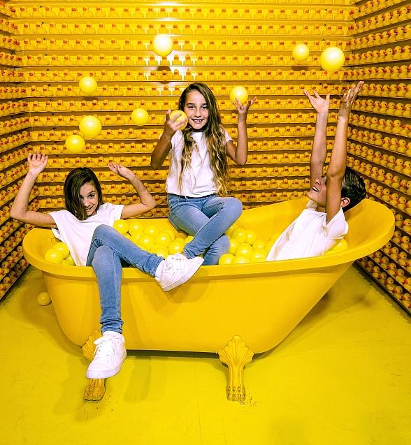 Immersive Pop-Up Experience Happy Place Now Open at Mandalay Bay in Las Vegas