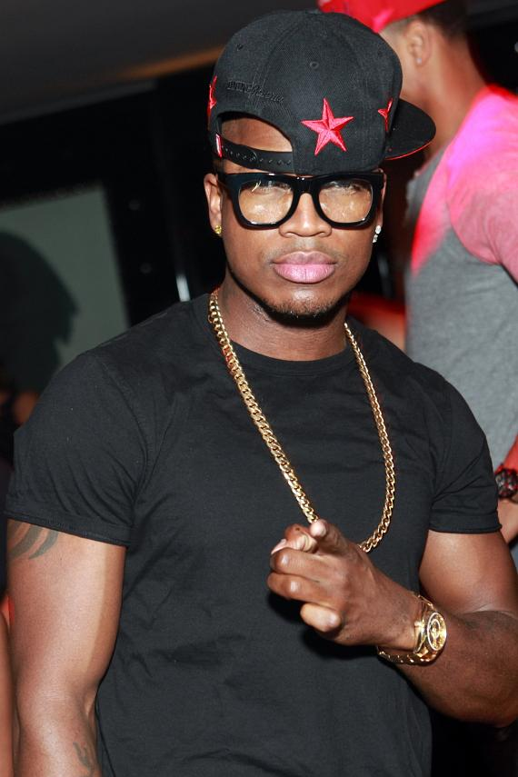 Ne-Yo at 1 OAK Nightclub at The Mirage in Las Vegas
