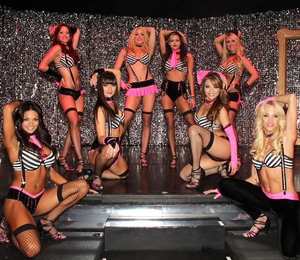 X Burlesque Celebrates Four Years at Flamingo Las Vegas with Two Year Contract Extension