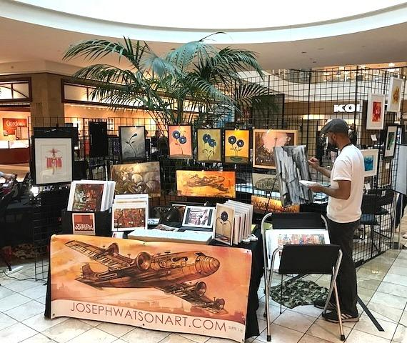 "The Galleria at Sunset to Host ""Las Vegas Artists' Guild Galleria Fine Art Expo"" July 14-15"