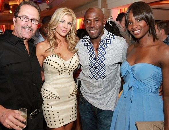 Donald Driver and Celebrity Friends Party at Wynn Las Vegas