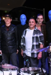 Video Submissions Now Open for Third Annual Blue Man Group Las Vegas Drum-Off Competition