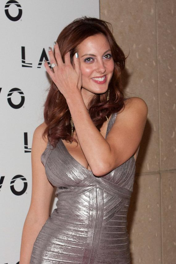 Eva Amurri on red carpet at LAVO
