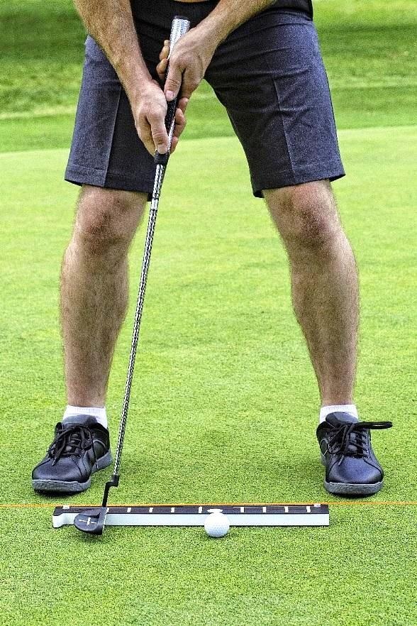 New INPUTT Portable Training Device Helps Golfers Easily Identify and Correct Problems with Stance and Stroke