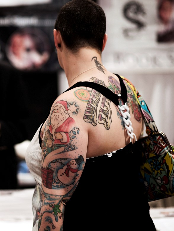 Mario Barth's 2011 Biggest Tattoo Show On Earth Draws Crowd of 40,000 at The Mirage