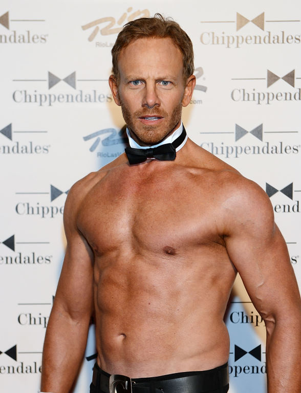 'On Air with Robert & CC' to Interview Chippendales Special Guest Star Ian Ziering at PBR Rock Bar June 14