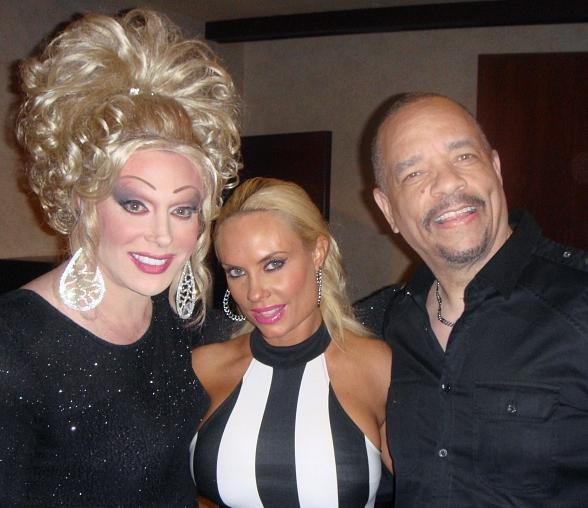 Coco and Ice-T attend DIVAS Las Vegas at The Quad Resort and Casino