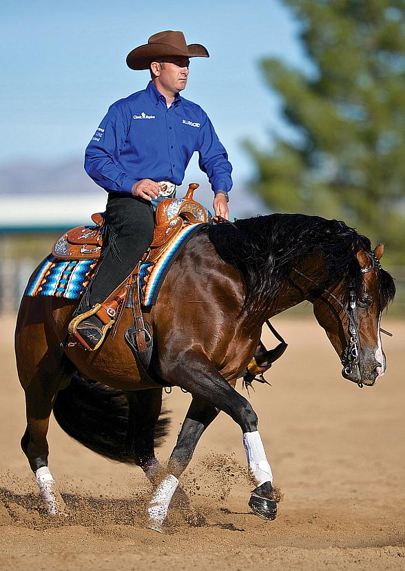 """South Point Arena and Equestrian Center Hosts """"The Run For a Million,"""" World's Richest Professional Reining Event, Aug. 15–17"""