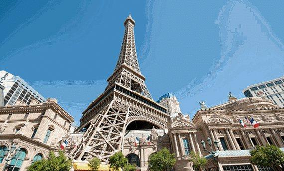 The Best Las Vegas Resorts to Experience the World