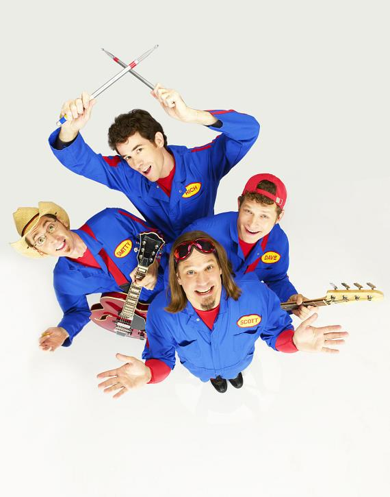 "Imagination Movers' ""In A Big Warehouse"" Tour Stops at the Orleans Arena, February 22"