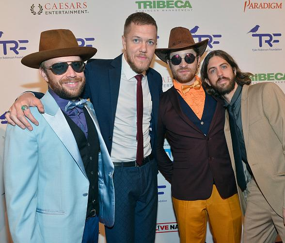Imagine Dragons, Murray SawChuck, Melody Sweets, Richard Marx, AJ McLean and More Help The Tyler Robinson Foundation Raise $1 Million at Believer Gala