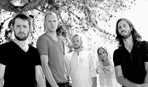 Imagine Dragons Record Release Party at Hard Rock Cafe on The Strip March 2