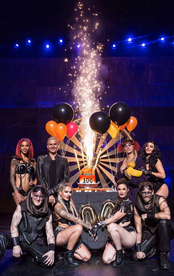 """Inferno: The Fire Spectacular"" Scorches the Strip! Acclaimed Show Celebrates 100th Performance at Paris Las Vegas"