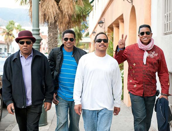 The Jackson's Unity Tour Arrives at Cannery Casino July 20