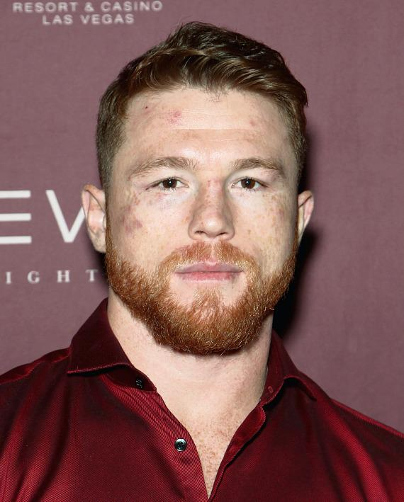 Canelo Alvarez Hosts arrives at Official After-Fight Party at JEWEL Nightclub in Las Vegas