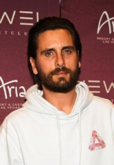 Scott Disick Hosts an Exclusive Party at JEWEL Nightclub in Las Vegas