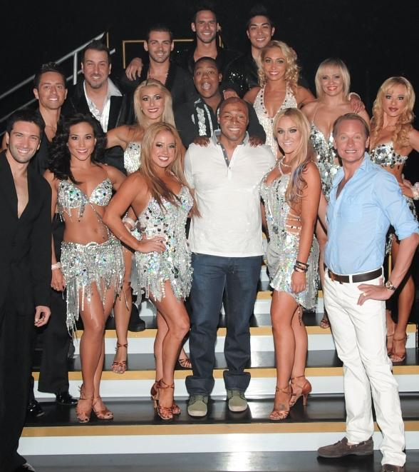 """J.R. Martinez Visits """"Dancing with the Stars: Live in Las Vegas"""""""