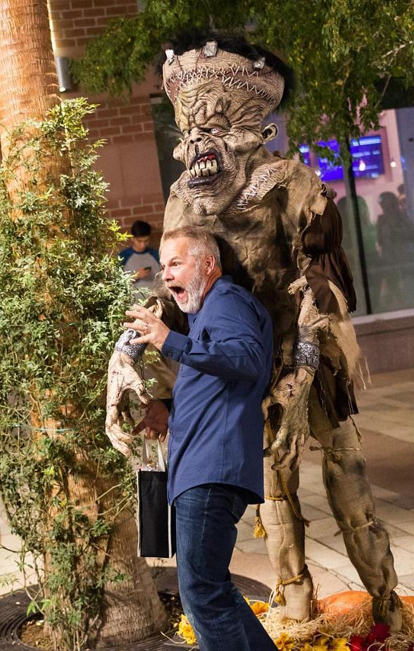 The LINQ Promenade Pulls Out All the Trick & Treats for Halloween, now until Friday, Oct. 31