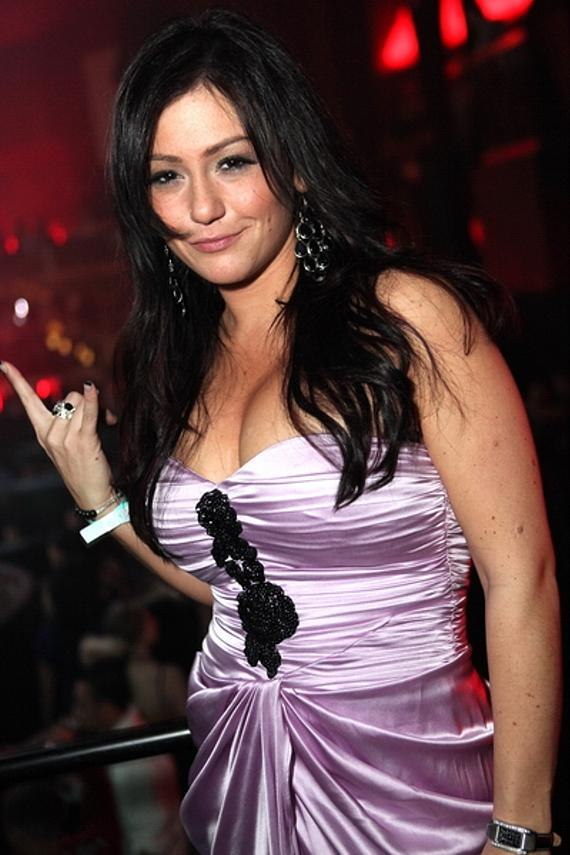 JWoww at Rain Nightclub