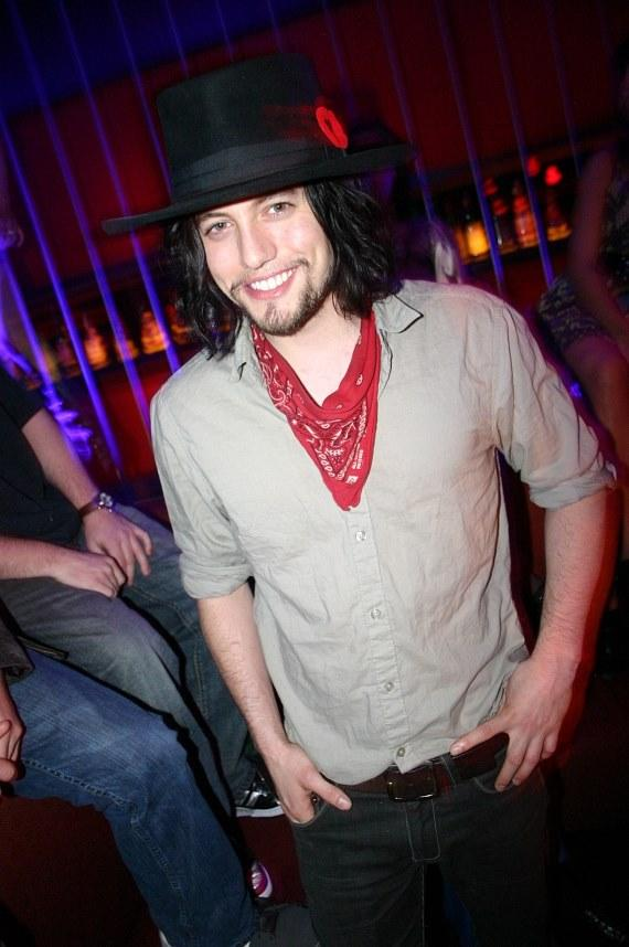 Jackson Rathbone from the blockbuster film, Twilight, at The Bank