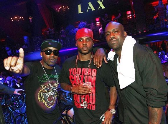 Jagged Edge at LAX Nightclub