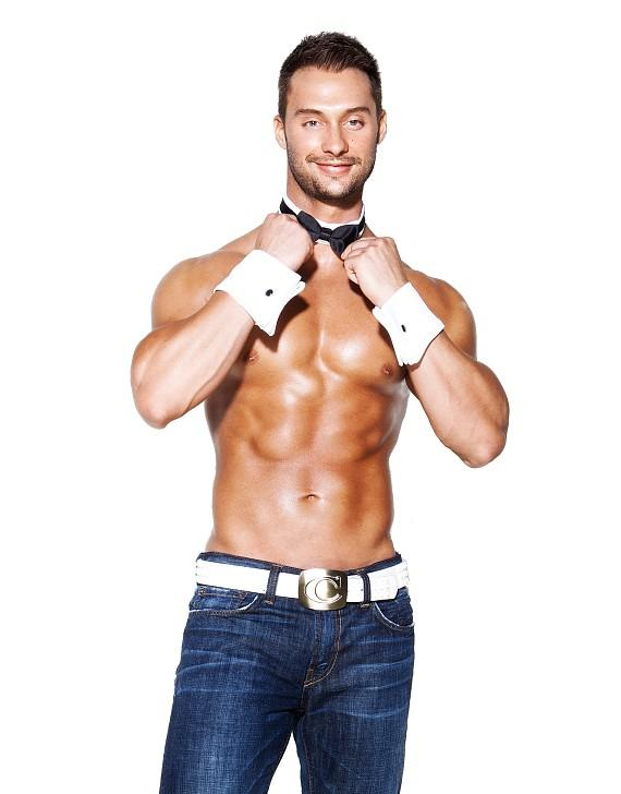 James Davis of Chippendales