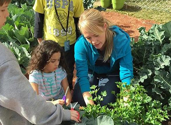 Boys & Girls Clubs of Southern Nevada are Back to School and Back to Gardening
