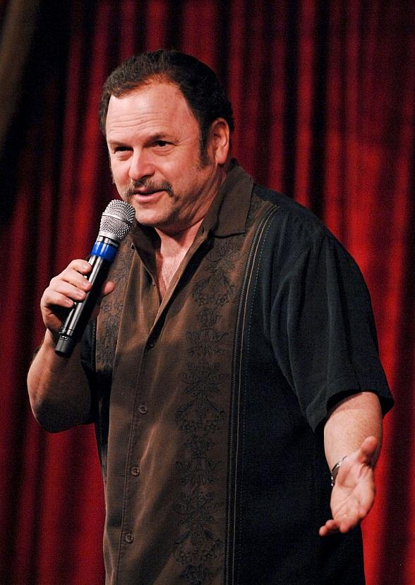 Jason Alexander performs at Brad Garrett's Comedy Club at MGM Grand