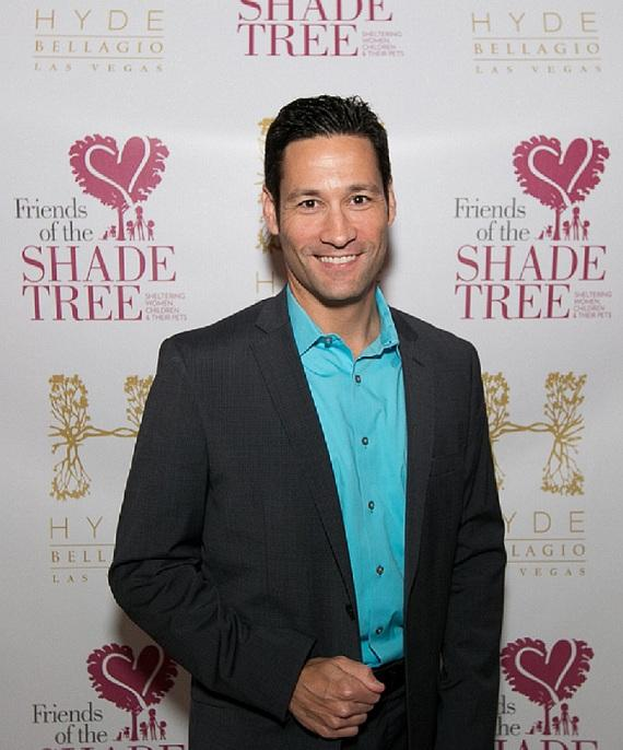 Jason Feinberg on the Red Carpet at Girls Night Out