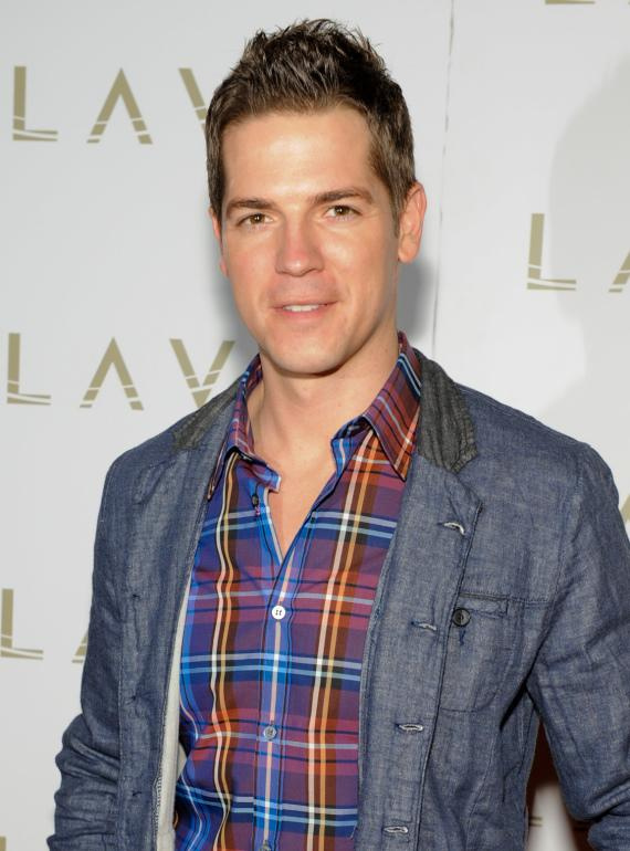 Jason Kennedy at LAVO