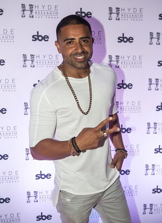 Jay Sean Celebrates Labor Day Weekend at Hyde Bellagio in Las Vegas