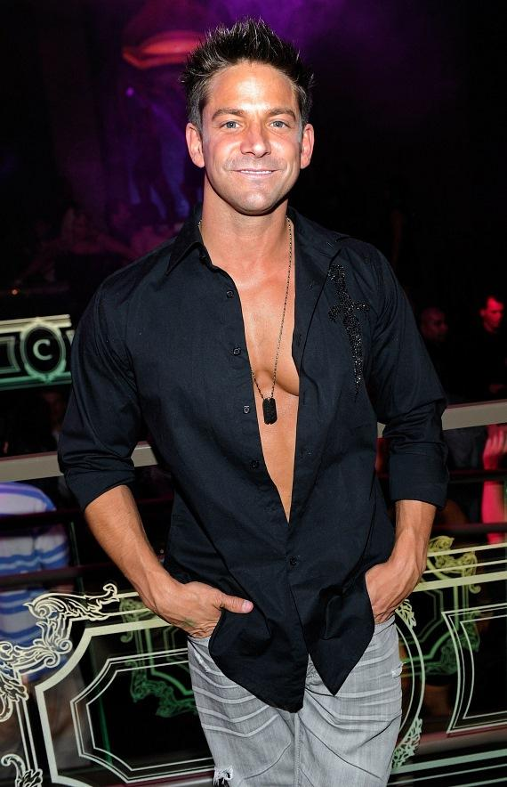 Jeff Timmons hosts at Chateau Nightclub & Gardens at Paris Las Vegas
