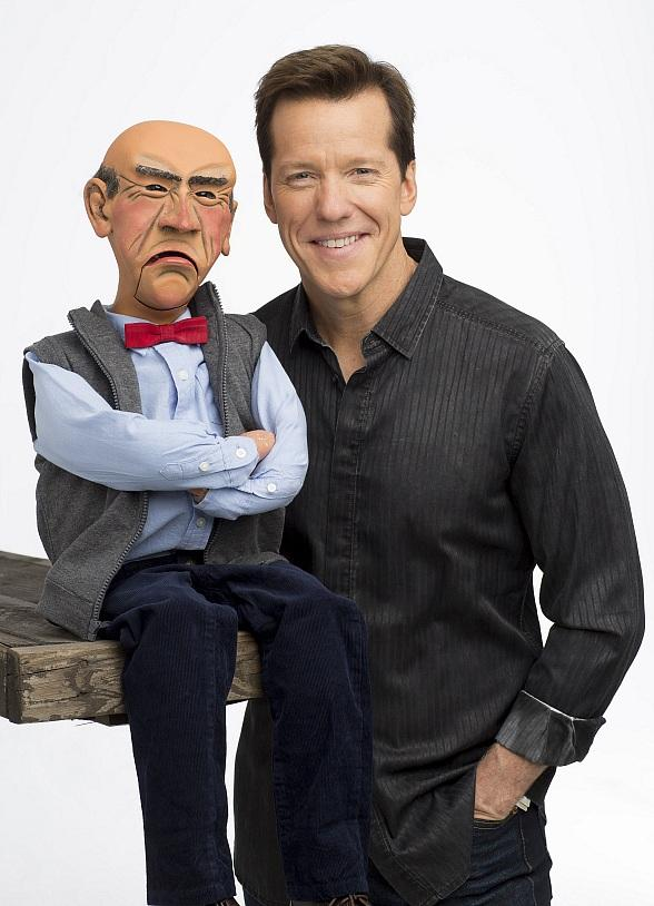 "Jeff Dunham Returns to Las Vegas This Summer with Four ""Passively Aggressive"" Shows at The Colosseum at Caesars Palace"